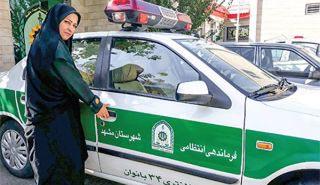 تنها کلانتری کاملا زنانه ایران! + عکس