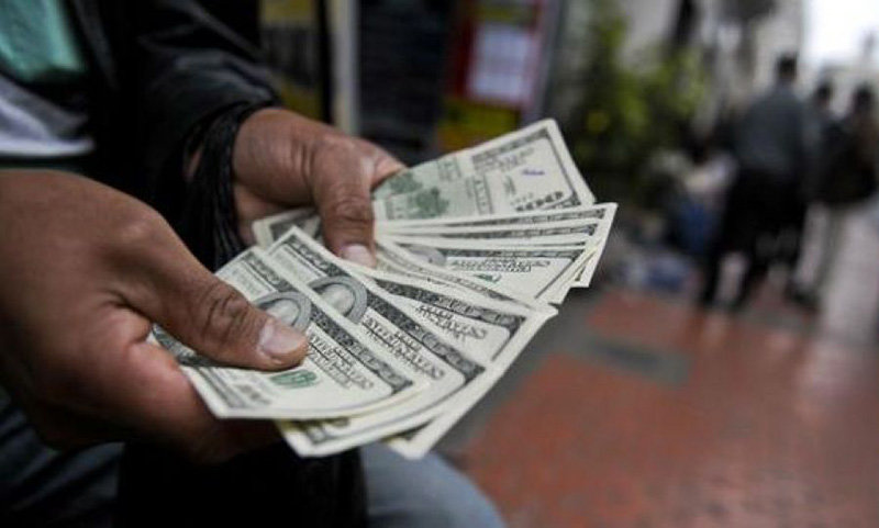قیمت ارز در تابلوی صرافی ها + عکس