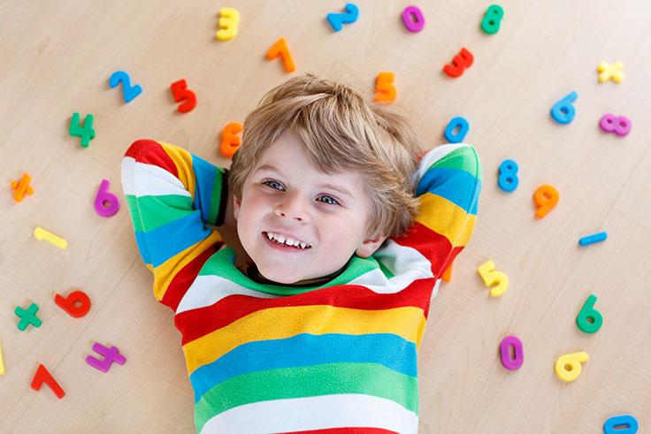 چگونه سواد و استعداد ریاضی کودکان را افزایش بدهیم؟