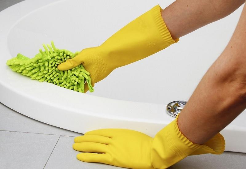 ترفندهای ساده برای ضد عفونی کردن آسان و سریع حمام