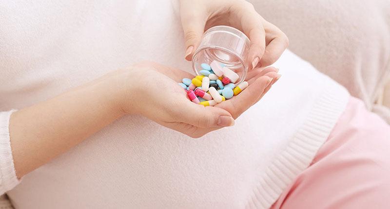 ویتامینهایی  که جنین شما را قد بلند و باهوش می کند