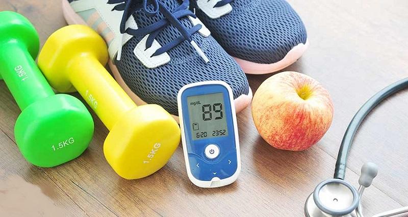چگونه با ورزش دیابت را کنترل کنیم