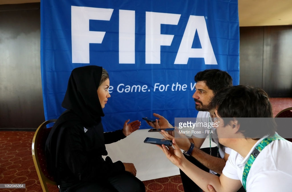 داور ز ن ایرانی در مسابقات فوتسال المپیک + عکس
