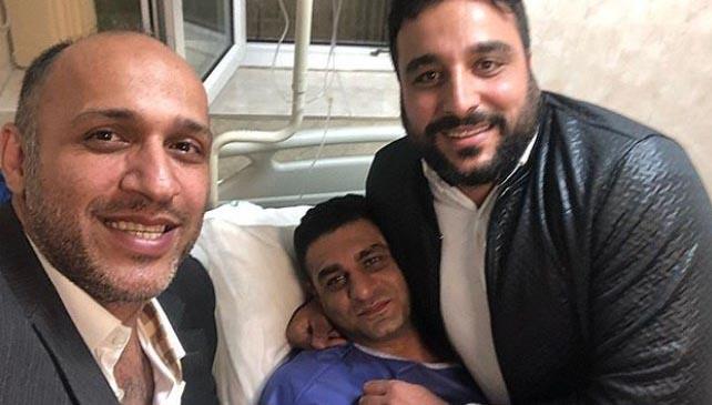 مجری سرشناس تلویزیون زیر تیغ جراحی رفت + عکس