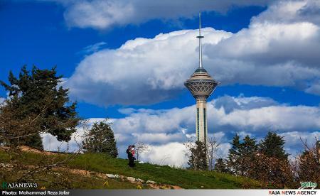 کیفیت هوای تهران+عکس