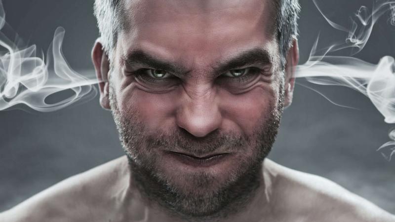 این مدل عصبانیت یعنی مشکل جدی هورمونی