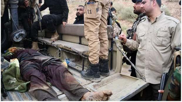 انتشار اولین عکس از جنازه طراح اصلی حمله تروریستی اهواز + عکس