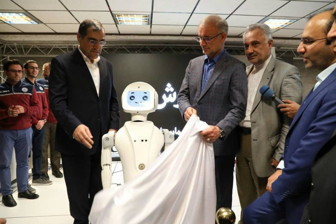 ربات آرش و پهباد امدادرسان به کمک درمان کودکان سرطانی میآید