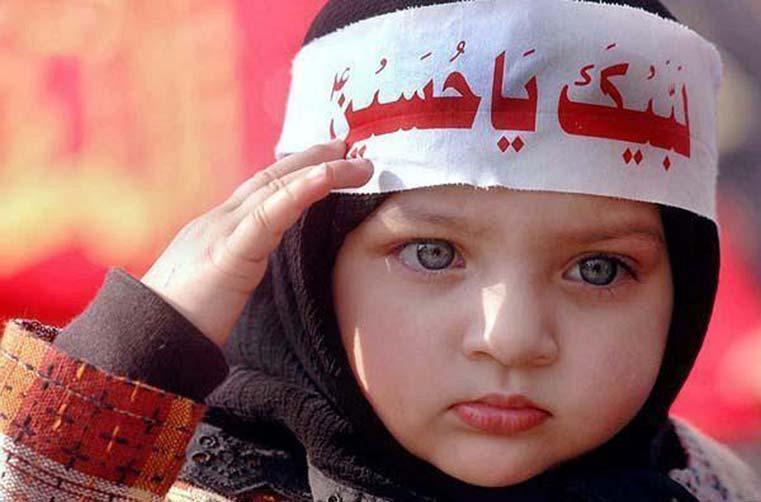 نقش کودکان در گسترش واقعه کربلا و نهضت حسینی
