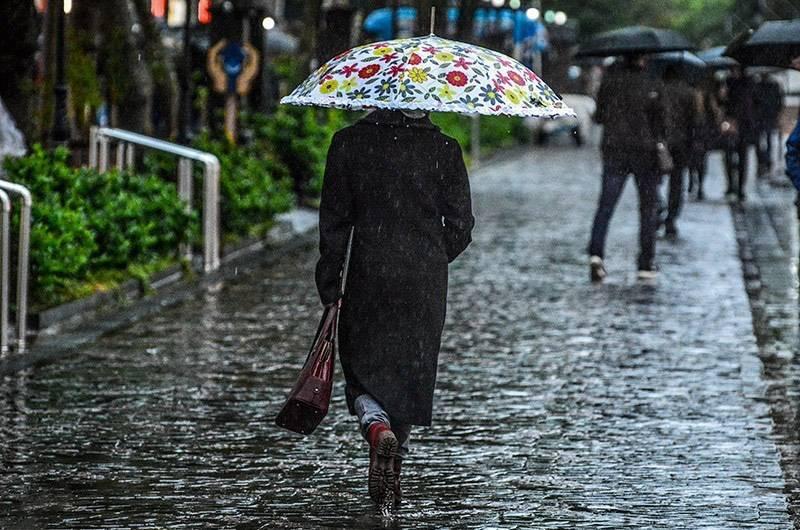 هوای ایران دوباره ابری می شود/ورود سامانه بارشی جدید از یکشنبه