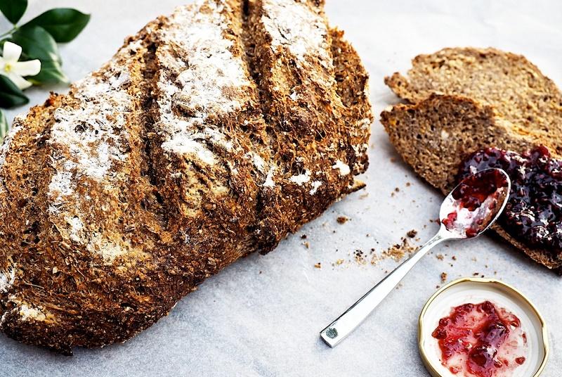 این نان را بدون ترس از چاقی با خیال راحت بخورید