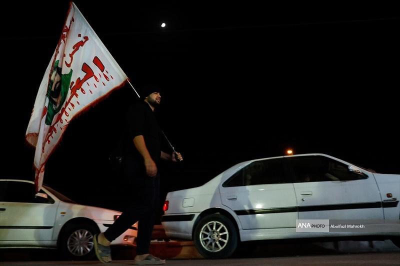 محدودیتهای ترافیکی اربعین حسینی در خوزستان