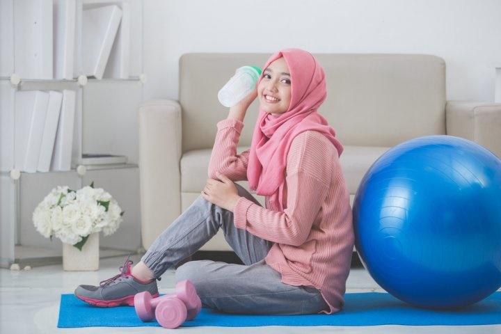 ۹راز زنانی که همیشه ورزش میکنند