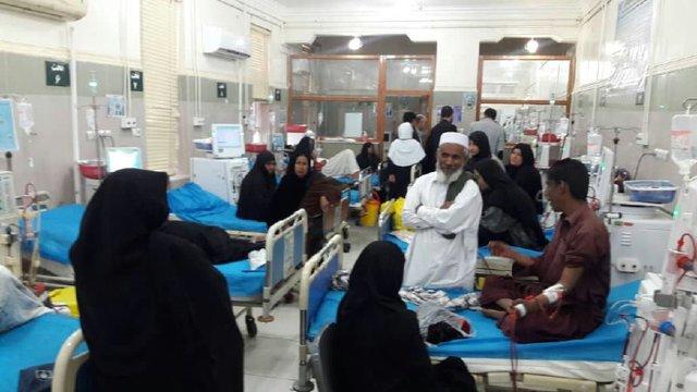 30 دستگاه دیالیز در سیستان و بلوچستان راهاندازی میشود