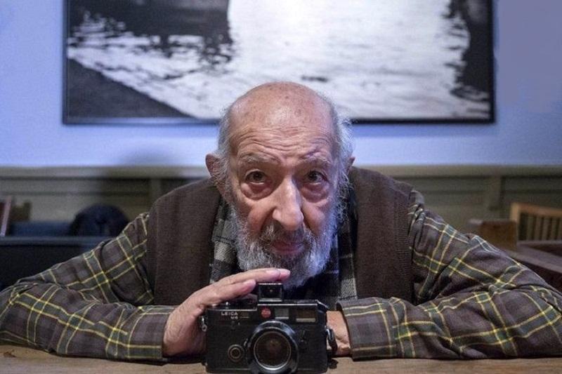عکاس معروف در 90 سالگی درگذشت + عکس