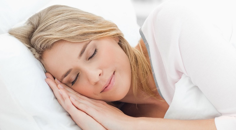 چگونه در خواب لاغر شویم؟ + اینفوگرافیک