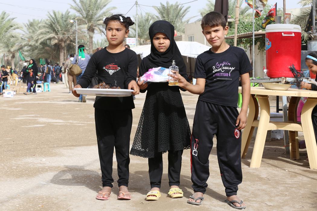 با این اینفوگرافیک، در عراق به سادگی عربی صحبت کنید!