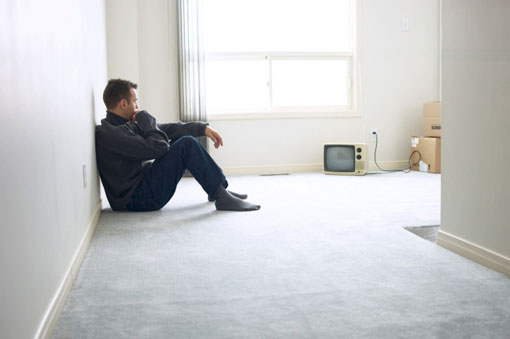 چگونه باید بعد از طلاق به آرامش رسید؟