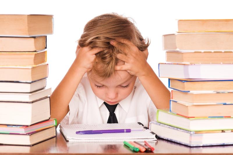 علائم اضطراب و استرس در کودکان چیست؟