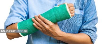 تاثیر داروها در جوش خوردن شکستگی استخوان