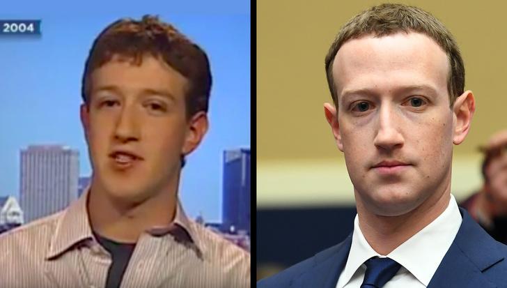 تصاویر میلیونرها قبل و بعد از پولدار شدن