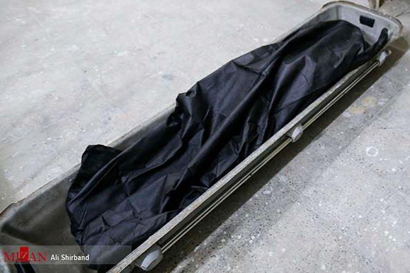 عکس: جنازه «سلطان سکه» و «سالم» پس از اعدام