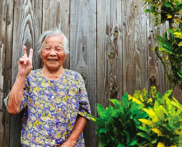 رویکرد ژاپنی ها برای داشتن زندگی طولانی و شاد بیش از ۱۰۰ سال