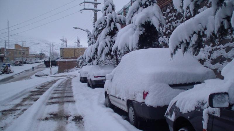 ارتباط بارش سنگین برف و ریسک بالای حمله قلبی