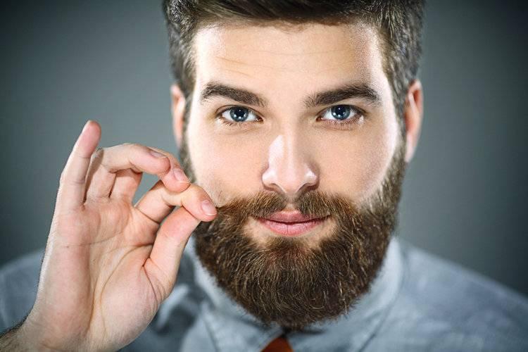توصيه هايي به آقايان براي داشتن ريش هايي پر پشت و براق