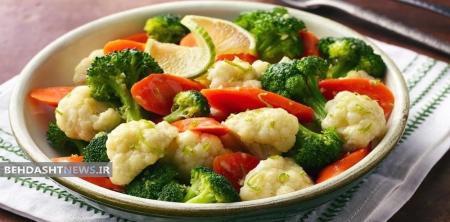 کاهش چربی خون با تغذیه مناسب