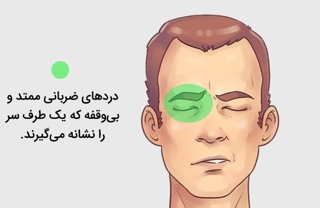 انواع مختلف سر درد و راه های درمان آنها را بشناسیم بهداشت نیوز