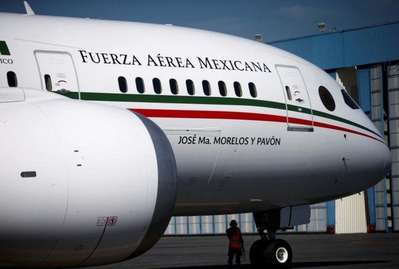 هواپیمای لاکچری رئیس جمهور سابق + عکس