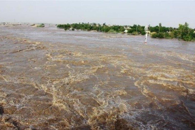 مسیل ها و رودخانه های استان تهران سیلابی می شود