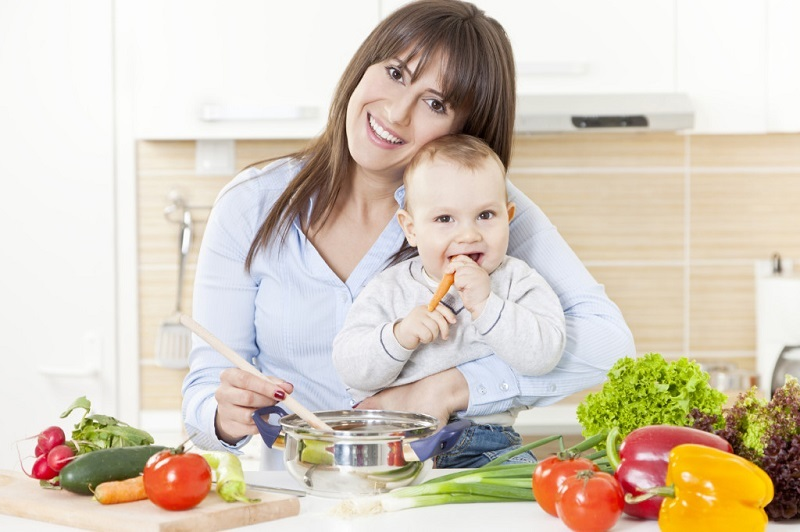 غذای مغز کودکان باهوش چیست؟