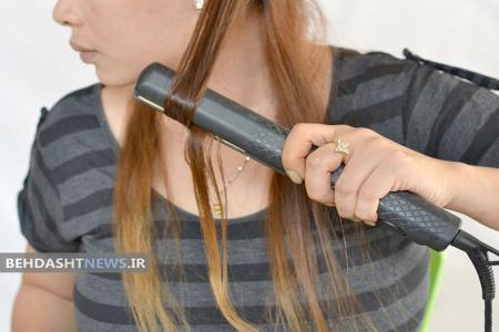 حالتدهی مداوم به موها، باعث شکستگی موها میشود