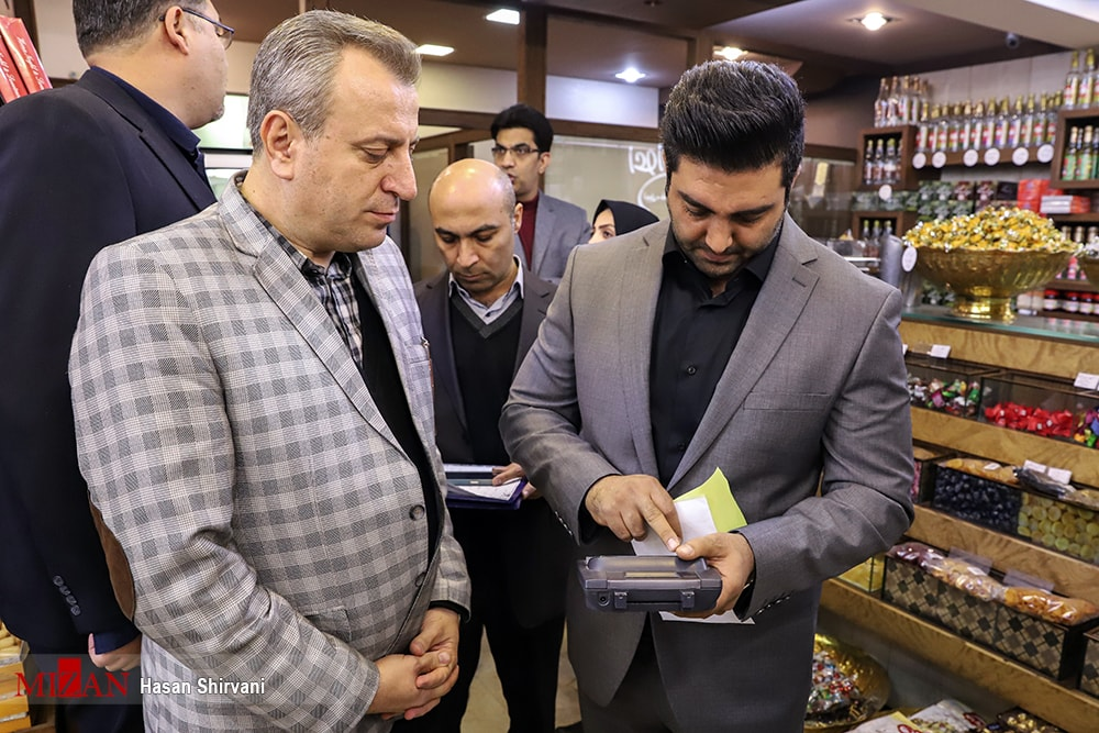 گشت مشترک تعزیرات حکومتی در آستانه شب یلدا + عکس