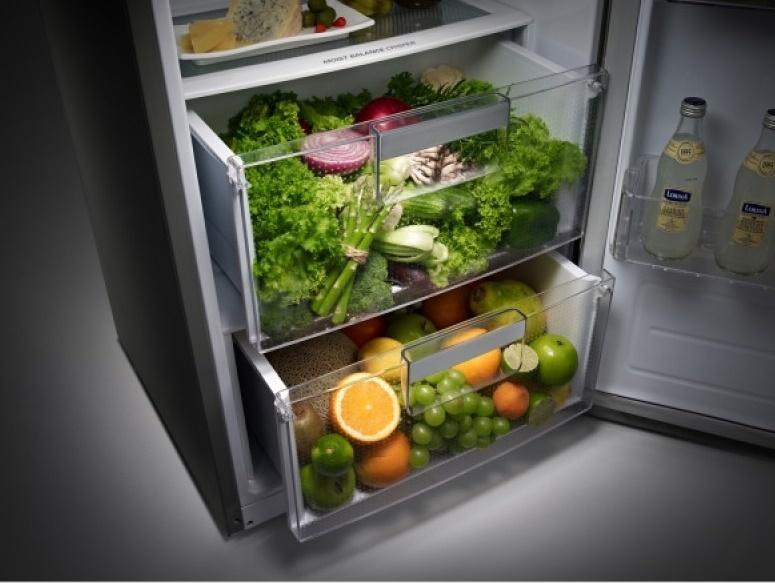 میوه ها وسبزیجاتی که هیچگاه نباید داخل یخچال و فریزر قرار دهید