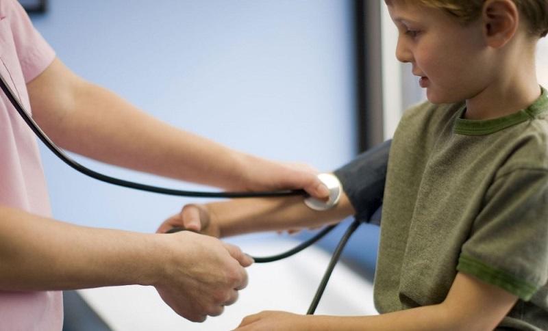 مدیریت درمان فشار خون بالا در کودکان