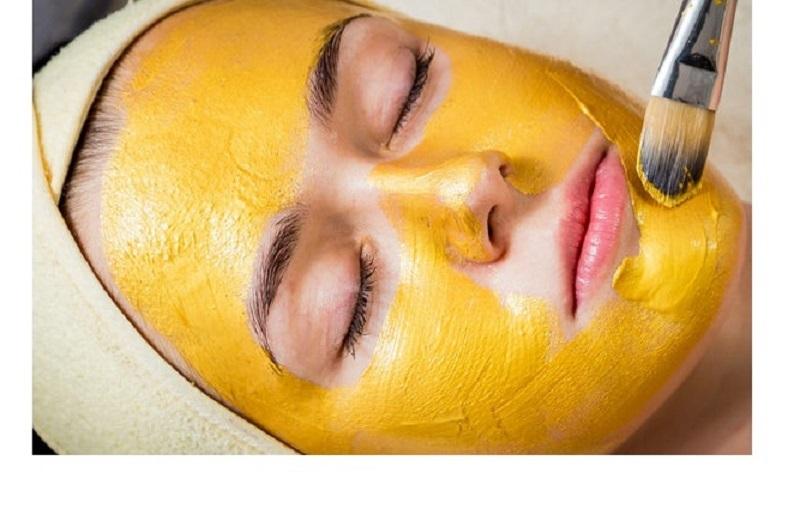 براي داشتن پوستي درخشان از اين ماسك استفاده كنيد