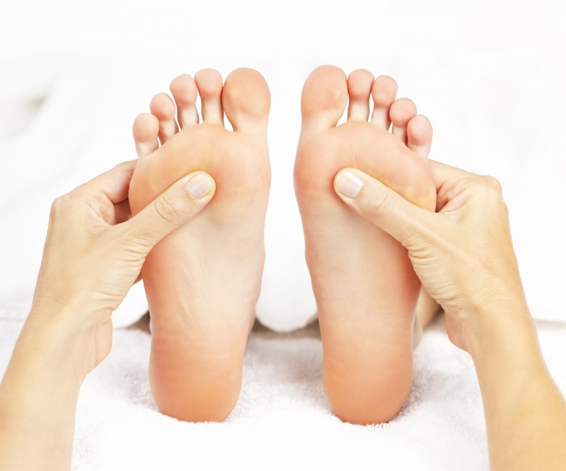 8ترفند طلایی برای مراقبت از پاها
