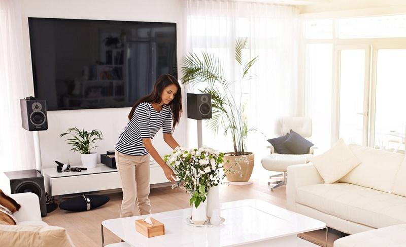 چگونه فضای خانه را از باکتری پاک کنیم؟