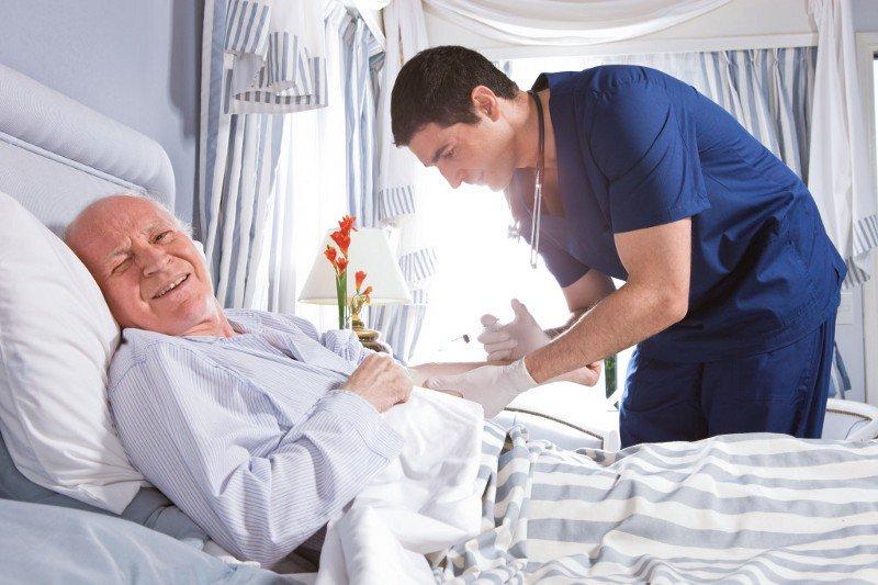 چه کسانی بیشتر در معرض زخم بستر هستند؟