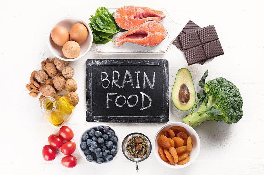 بهترین خوراکی ها برای آرامش مغز