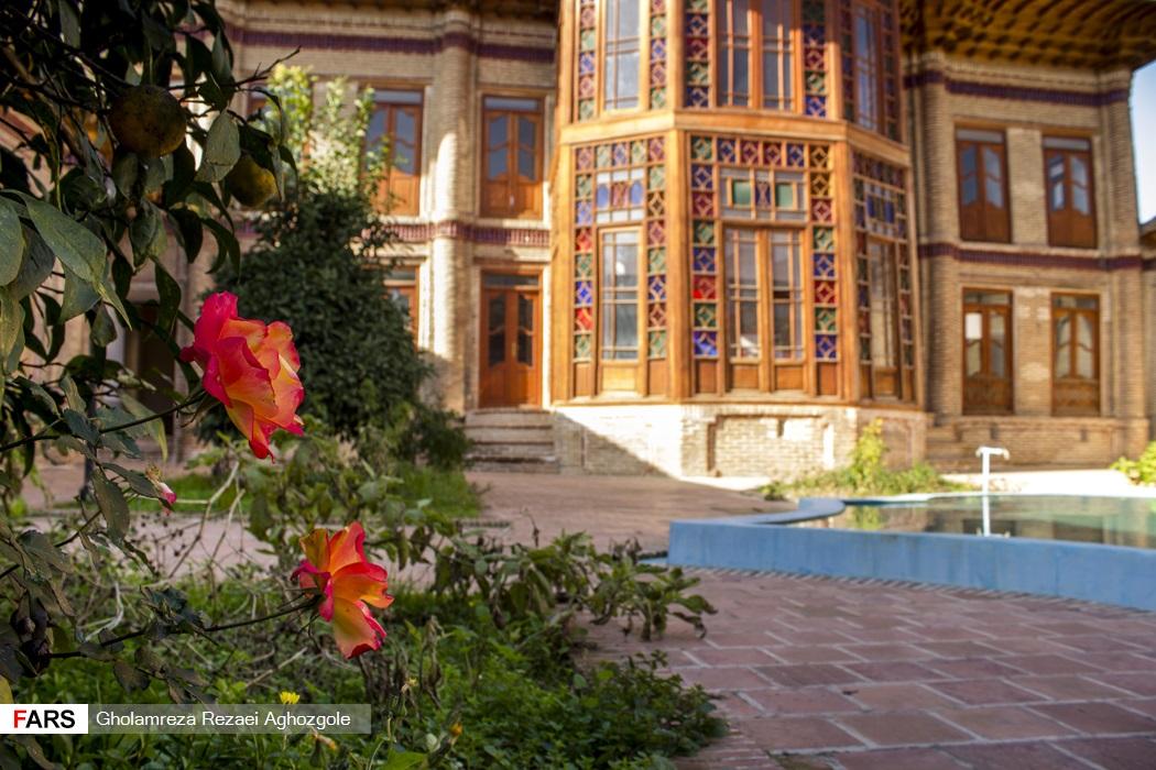 عمارت دیده نشده شاه در شمال ایران ! + عکس