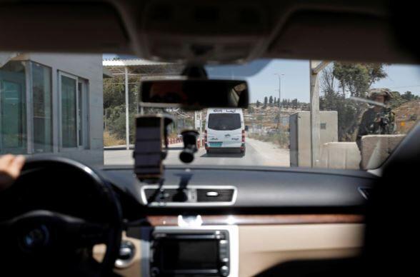 رقیب WAZE در فلسطین با کاربری خاص؛ هشدار به رانندگان درباره ایست بازرسی اسرائیلیها+عکس
