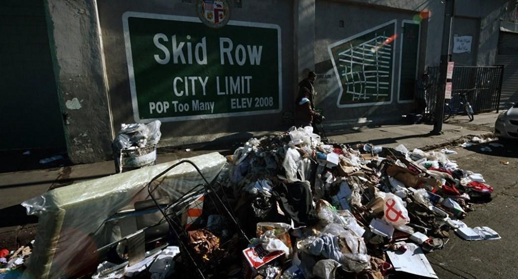 کابوس زباله در نیویورک + عکس