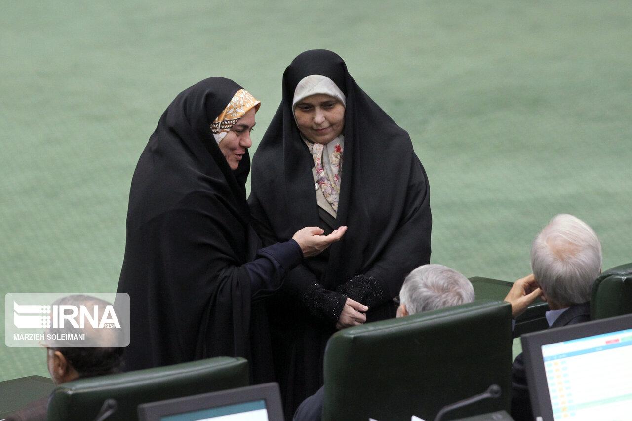 خانم های نماینده در مجلس شورای اسلامی + عکس