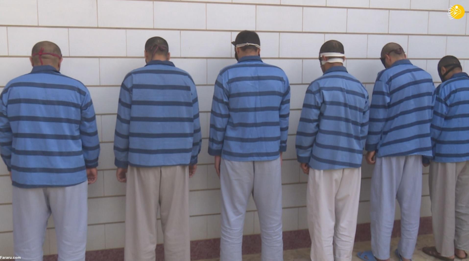 دستگیری عوامل موثر اغتشاشات اخیر در خوزستان + عکس