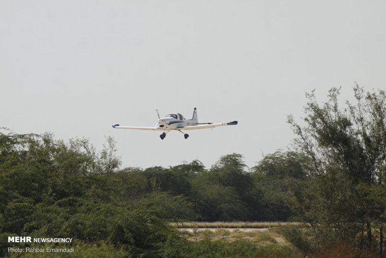 الحاق ۳ هواپیما به نیروی دریایی ارتش + عکس