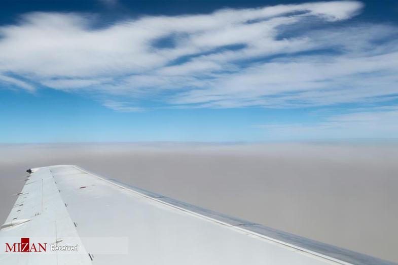 سیدنی استرالیا غرق در دود + عکس